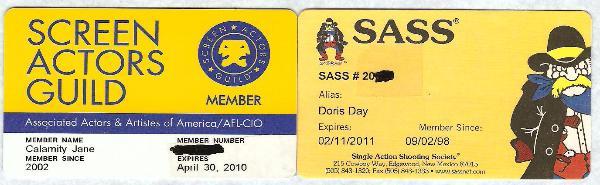 sag card